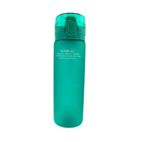 Пляшка для води CASNO 650 мл KXN-1157 Tritan Зелена фото 4