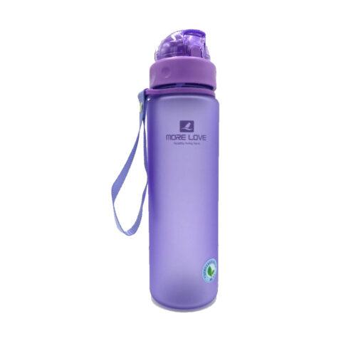 Пляшка для води CASNO 560 мл MX-5029 Фіолетова фото 2