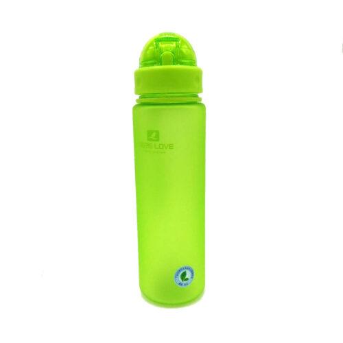 Пляшка для води CASNO 560 мл MX-5029 Зелена фото 3