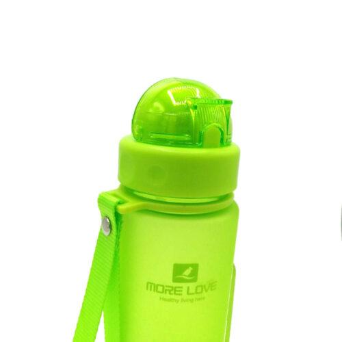 Пляшка для води CASNO 560 мл MX-5029 Зелена фото 4