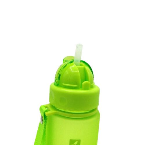 Пляшка для води CASNO 560 мл MX-5029 Зелена фото 5