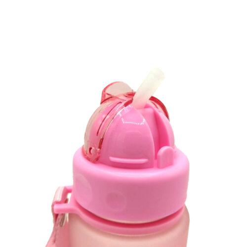Пляшка для води CASNO 560 мл MX-5029 Рожева фото 3