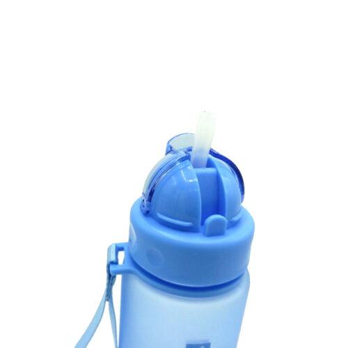 Пляшка для води CASNO 560 мл MX-5029 Блакитна фото 4