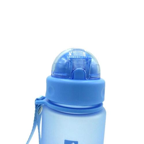 Пляшка для води CASNO 560 мл MX-5029 Блакитна фото 5