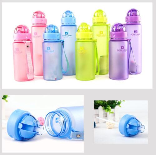 Пляшка для води CASNO 560 мл MX-5029 Фіолетова фото 7