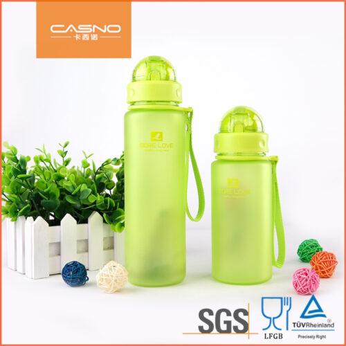Пляшка для води CASNO 560 мл MX-5029 Зелена фото 6