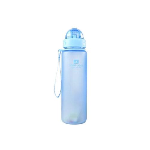 Пляшка для води CASNO 560 мл MX-5029 Блакитна фото 2
