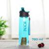 Пляшка для води CASNO 780 мл KXN-1180 Блакитна фото 1
