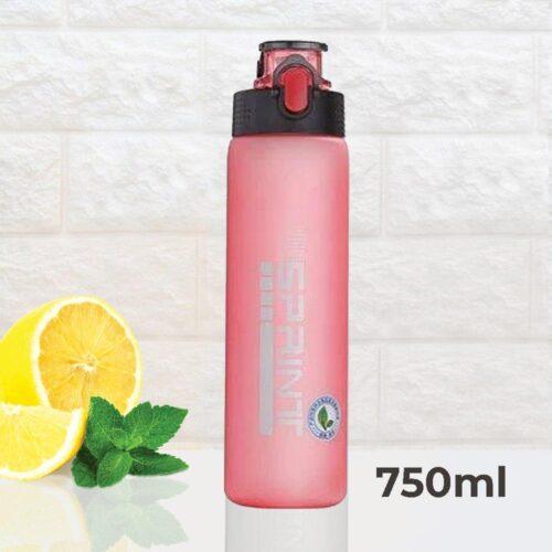 Пляшка для води CASNO 750 мл KXN-1226 Червона фото 1