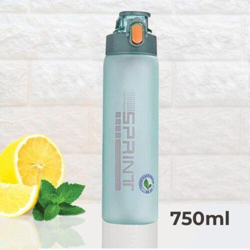 Пляшка для води CASNO 750 мл KXN-1226 Зелена фото 1